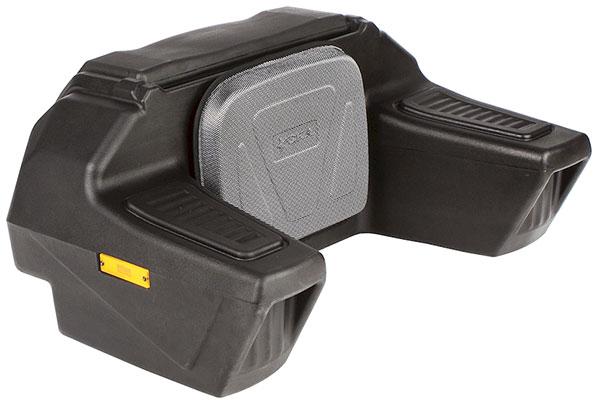 Gepäckbox CFMOTO mit Rückenlehne und Armauflagen