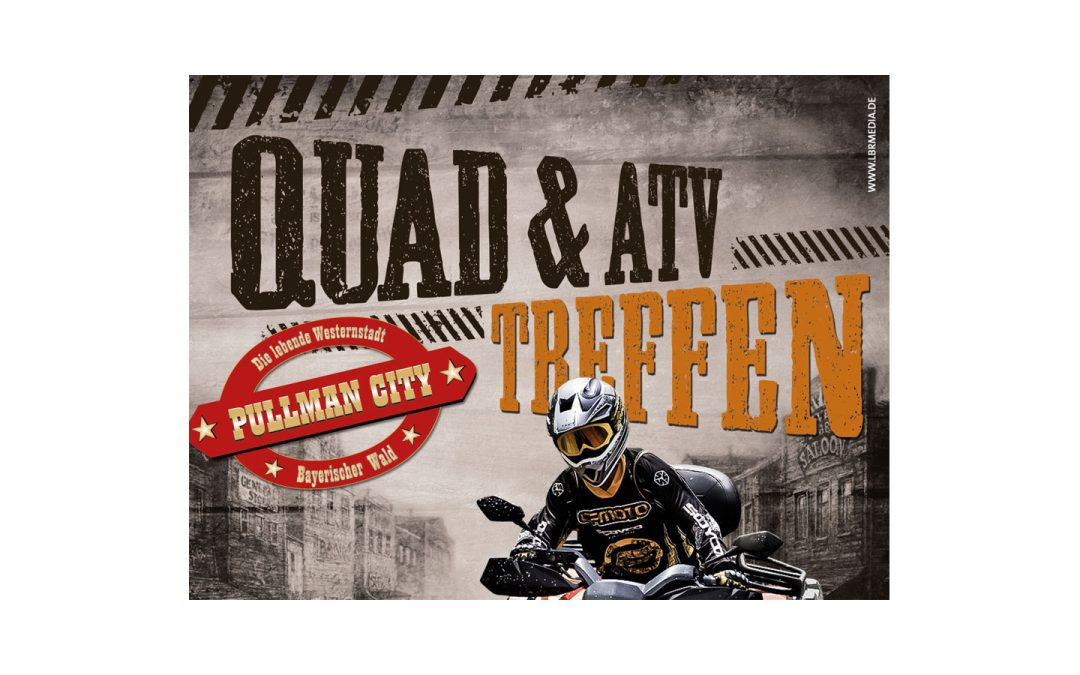 Quad & ATV Treffen Pullman City 2018