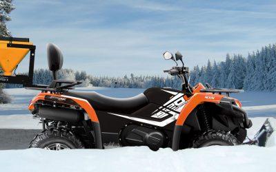 CFMOTO: Alles für den Winter!
