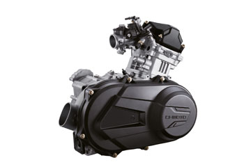 CFMOTO UForce 550