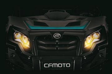 CFMOTO UForce 800
