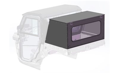 NEU: Cargo-Box für CFMOTO UForce