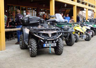 Quad- & ATV-Treffen Pullman City Eging/See 2018