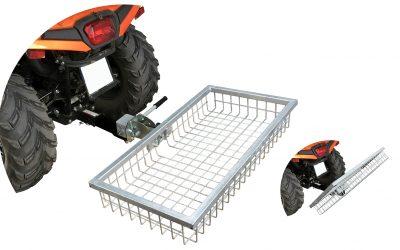 NEU: Gitterkörbe für ATVs und UTVs